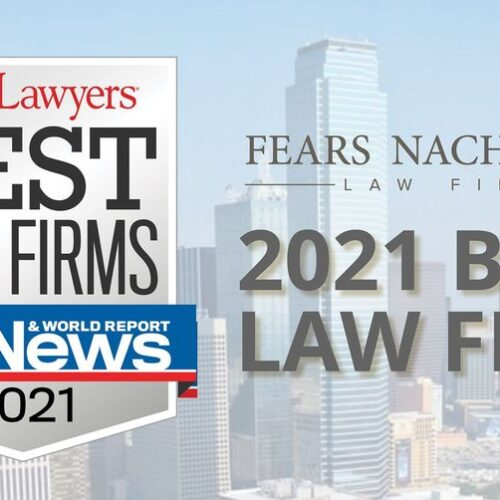 Best Law Firms 2021 US News